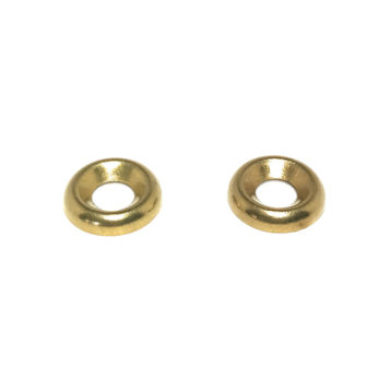 Brass Cup Finishing Washers
