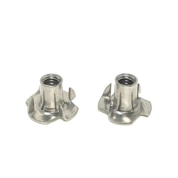 18-8 Stainless Steel T-Nuts Tee Nuts (UNC - UNF)