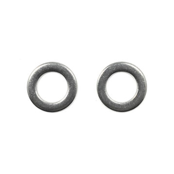 18-8 Stainless Steel AN960 Mil Spec Flat Washers
