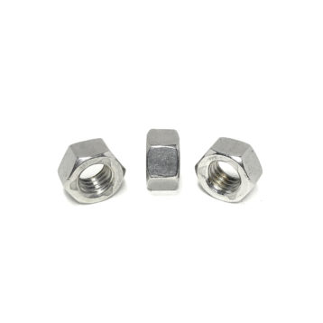 18-8 Stainless Steel Top Lock Hex Nuts (UNC) Coarse Thread