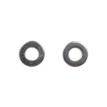 18-8 Stainless Steel MS15795 Mil Spec Flat Washers