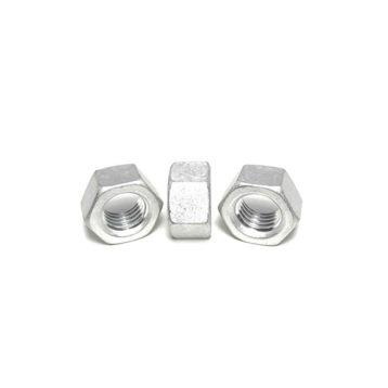 Aluminum Finished Hex Nuts (UNC) Coarse Thread